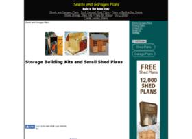 shedsandgaragesplans.com