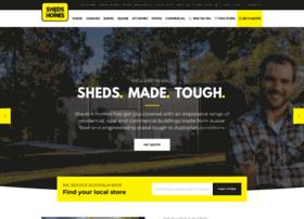 shedsnhomes.com.au