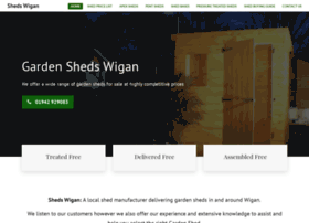 shedswigan.co.uk
