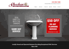 sheehanplumbingandheating.com