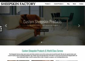 sheepskinfactory.com