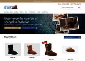 sheepskinshoes.com