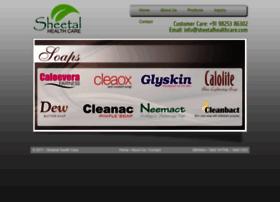 sheetalhealthcare.com