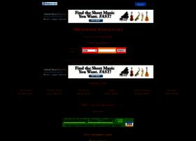 sheetmusic.freeservers.com