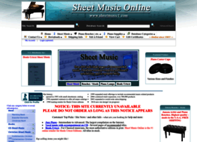 sheetmusic1.com