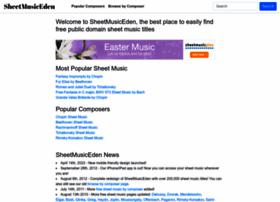 sheetmusicfox.com