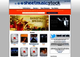 sheetmusicstock.com