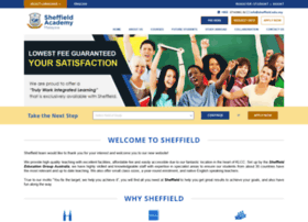 sheffield.edu.my