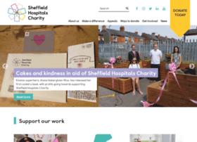 sheffieldhospitalscharity.org.uk