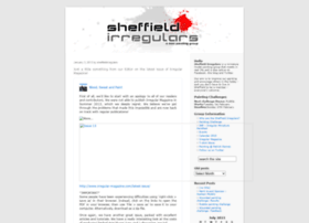 sheffieldirregulars.wordpress.com