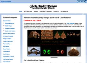 sheilalandrydesigns.com