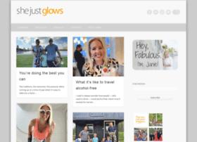 shejustglows.com
