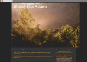 shelby-lee-adams.blogspot.com