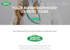 shelbyurgentcare.com