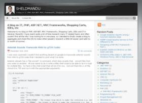 sheldmandu.com