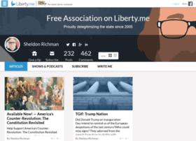 sheldon.liberty.me