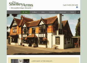 shelleyarms.co.uk