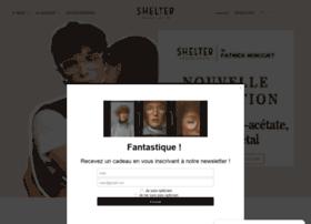 shelter-shoponline.com
