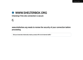 shelterbox.org