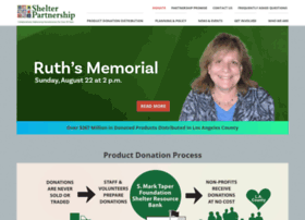 shelterpartnership.org