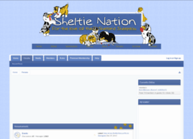 sheltieforums.com