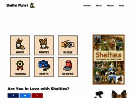 sheltieplanet.com