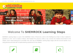 shemrocklearningsteps.com