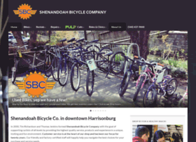 shenandoahbicycle.com