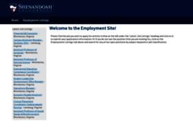 shenandoahuniversity-careers.silkroad.com