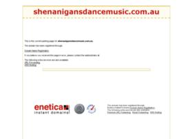 shenanigansdancemusic.com.au