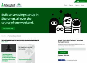 shenzhen.startupweekend.org