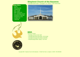 shepherdnazarene.crrude.com