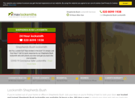 shepherdsbushmaxlocksmith.co.uk
