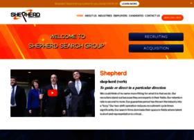 shepherdsearchgroup.com