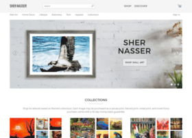 sher-nasser.artistwebsites.com