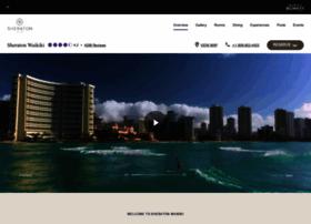 sheraton-waikiki.com