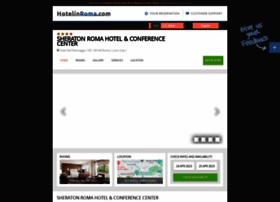 sheraton.hotelinroma.com