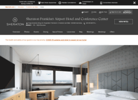 sheratonfrankfurtairport.com