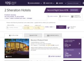 sheratonfrankfurthotels.de