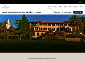 sheratonmallorcagolfhotel.com