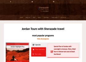 sherazade-jordan.com