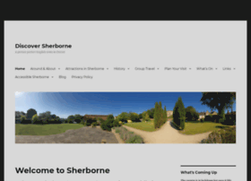 sherbornedorset.co.uk
