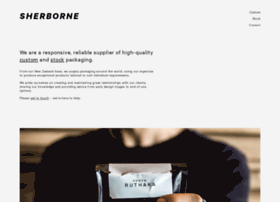sherbornepackaging.com