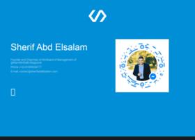 sherifabdelsalam.com