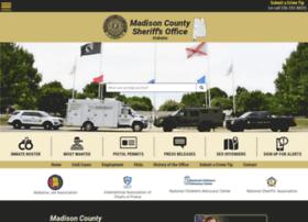 sheriff.madisoncountyal.gov