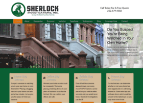 sherlockinvestigations.com