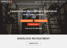 sherlockrecruitment.com