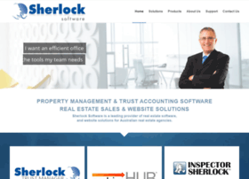 sherlocksoftware.com