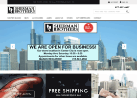 shermanbrothers.com