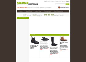 shermanshoes.net